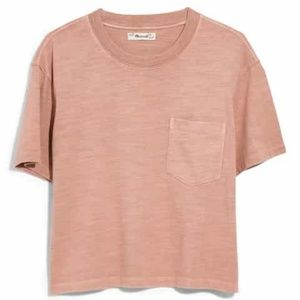 Madewell Dusty Rose Tee